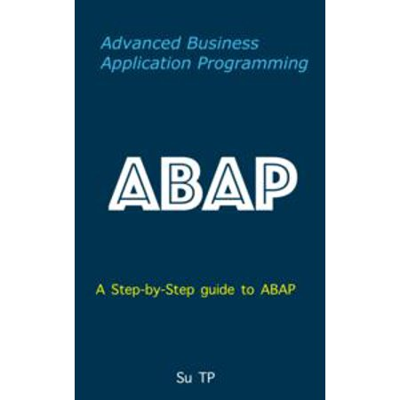 Advanced Business Application Programming - eBook