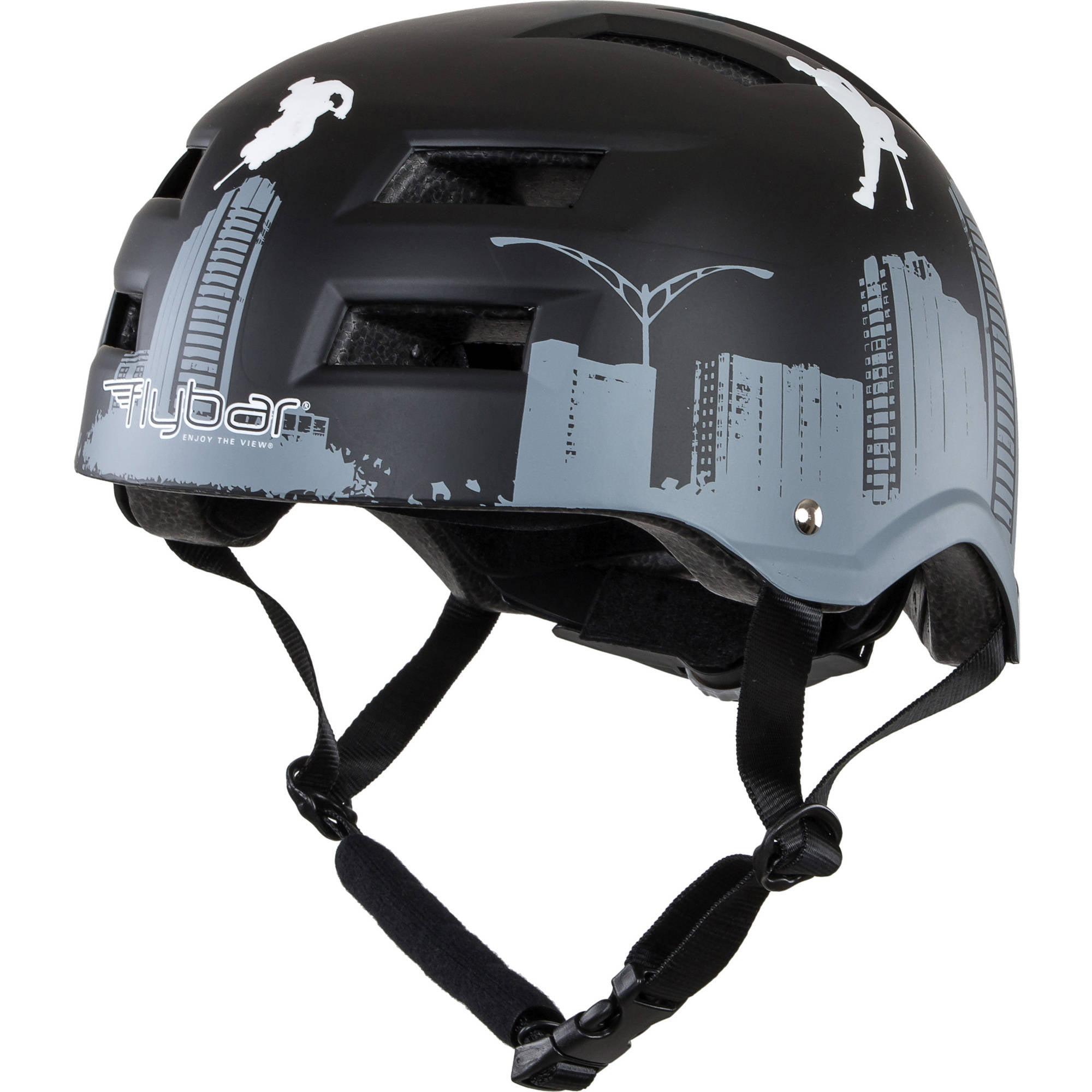 Flybar Multi Sport Helmet, Flyscraper, S M by Flybar