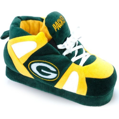 Comfy Feet - NFL Green Bay Packers Slipper