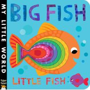 Big Fish Little Fish (Board Book)
