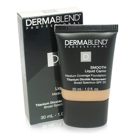 Dermablend Smooth Liquid Camo Foundation Sienna 40W 1 Oz