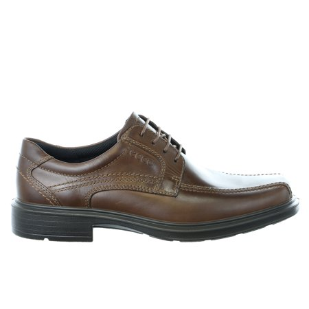 Ecco Helsinki Leather Casual Oxford Shoe - - Ecco Oxford Shoes