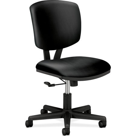 Hon Follower Block (HON, HON5701SB11T, Volt Task Chair, SofThread Leather, 1 / Each, Black )