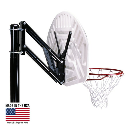 Lifetime Quick Adjustable Height Basketball Hoop Mounting Conversion Kit, 1044