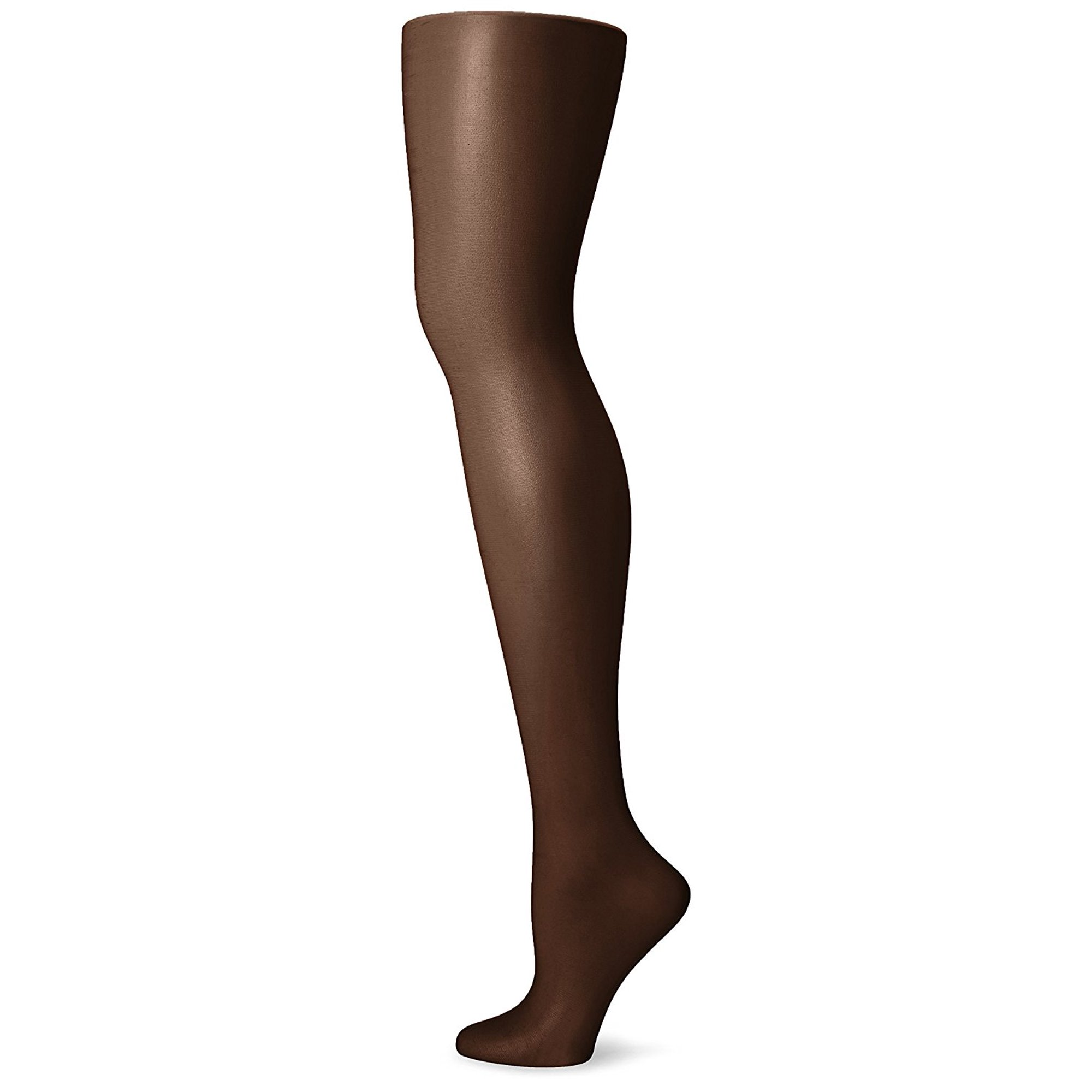 ef08ff3c5b943 L`eggs Silken Mist Women`s Control Top Panty Hose, Queen, Jet Black |  Walmart Canada