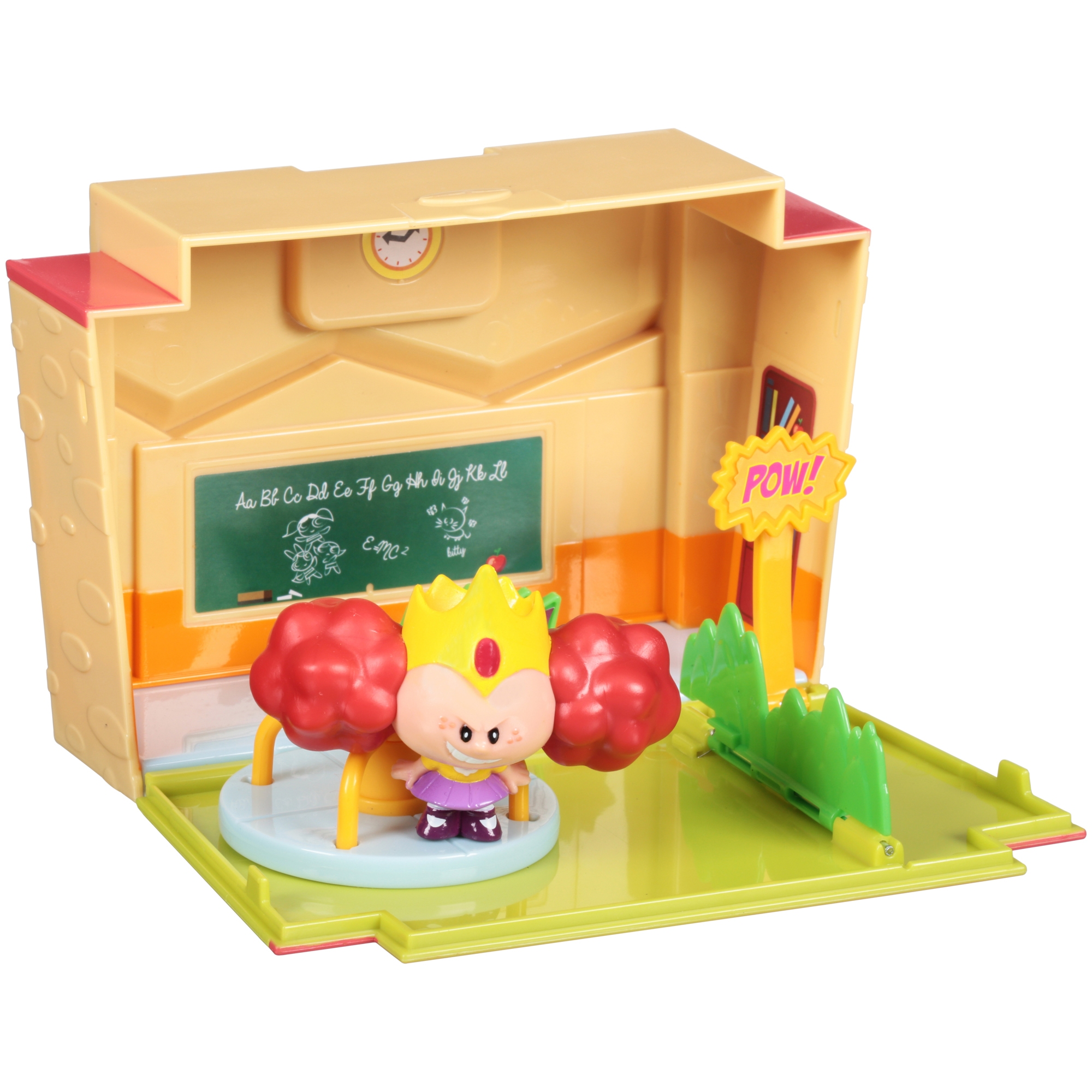 The Powerpuff Girls, Princess Morbucks Schoolyard Scramble Playset, by Spin Master