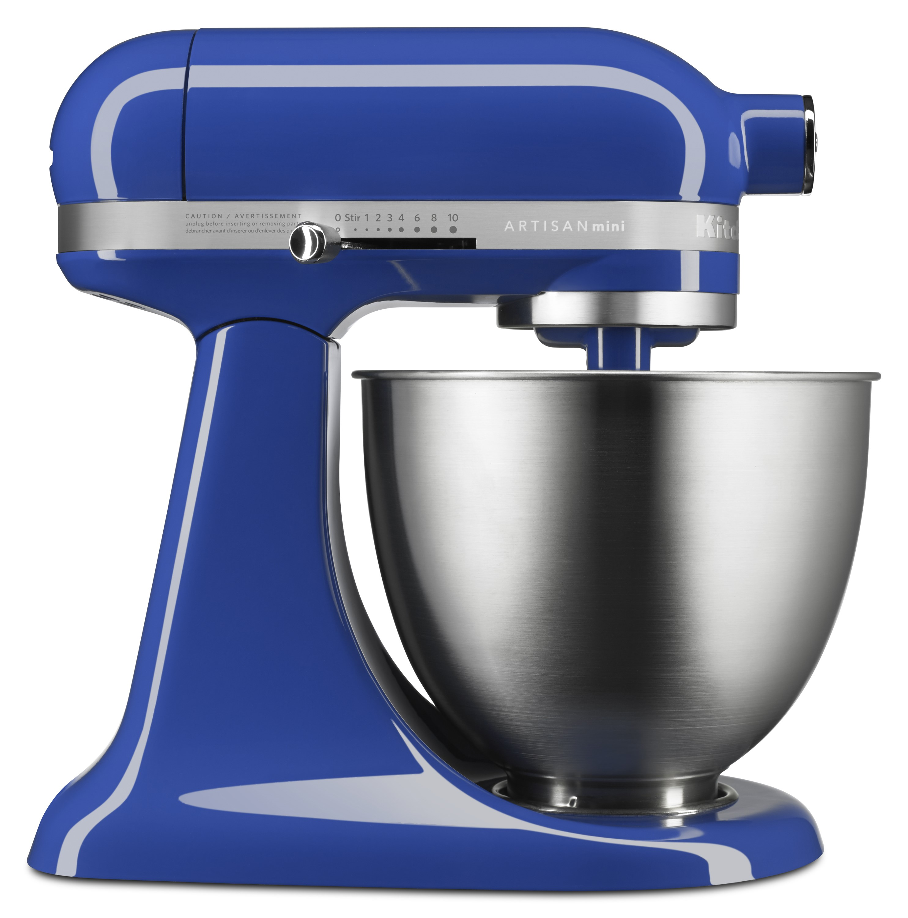 KitchenAid Artisan Mini 3.5 Quart Tilt-Head Stand Mixer, Ice (KSM3311XIC)