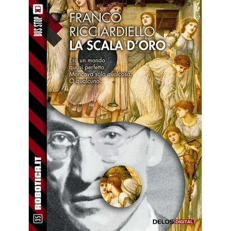 La Scala Handles - La scala d'oro - eBook