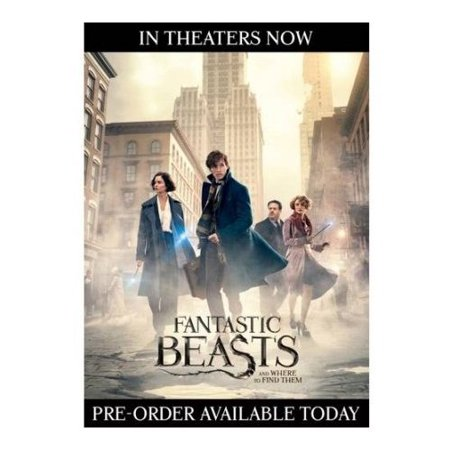 Fantastic Beasts And Where To Find Them  Walmart Exclusive