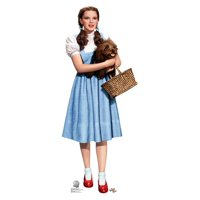 Dorothy Holding Toto (Wizard of Oz 75th Anniversary) Cardboard Stand-Up, 5ft