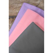 "I'm All Yours Palencia Broadcloth Fabric Bundle, Pink Carnation-Lavender-Pewter, 44/45"" Width, 2-yd Cuts"