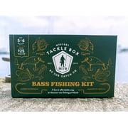 Mystery Tackle Box Fishing Kit Bass Regular