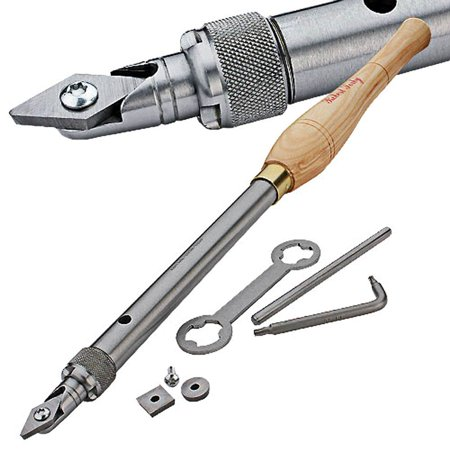Sorby #Rstm-Hct123 Turnmaster - Handled With #1, 2 & 3 Tcc Cutters