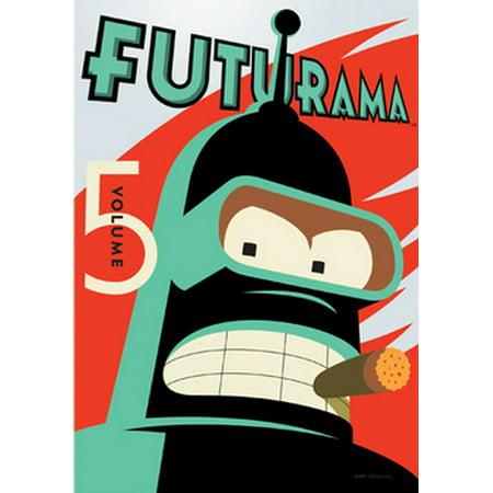Futurama: Volume 5 (DVD) for $<!---->