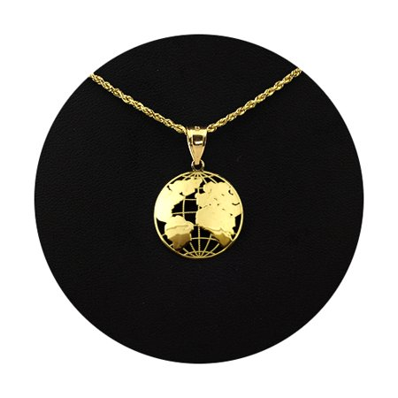 Lovebling 10k yellow gold world map globe charm pendant 125 x lovebling 10k yellow gold world map globe charm pendant 125 x 090 gumiabroncs Image collections