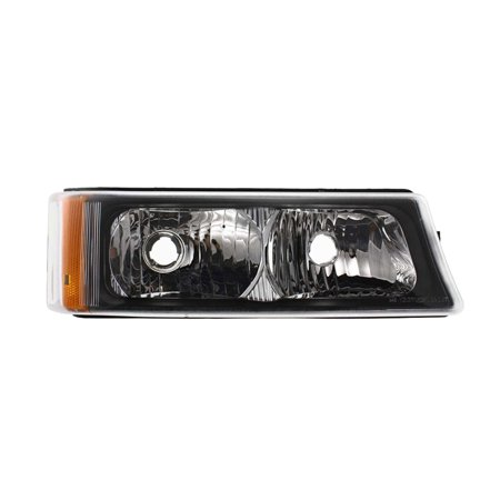 NEW RIGHT TURN SIGNAL LIGHT FITS CHEVROLET SILVERADO 1500 HD 03 05-06 15199557 - Chevrolet Cavalier Turn Signal