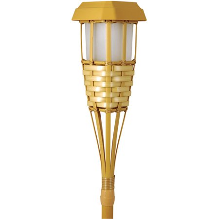 Moonrays 91206 Solar Powered Summer Party Torch