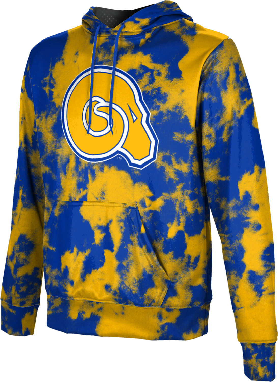 ProSphere Albany State University Boys Hoodie Sweatshirt Digital