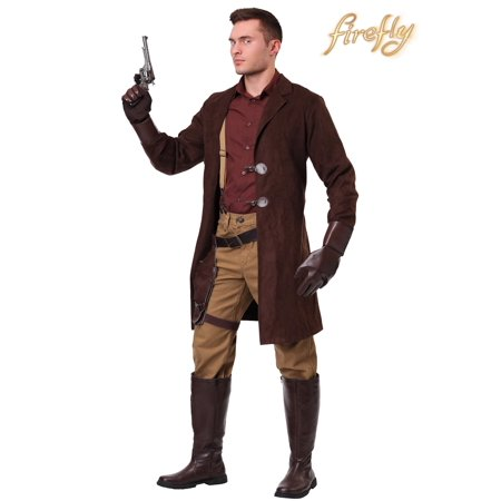 Firefly Malcolm Reynolds - Zoe Firefly Costume