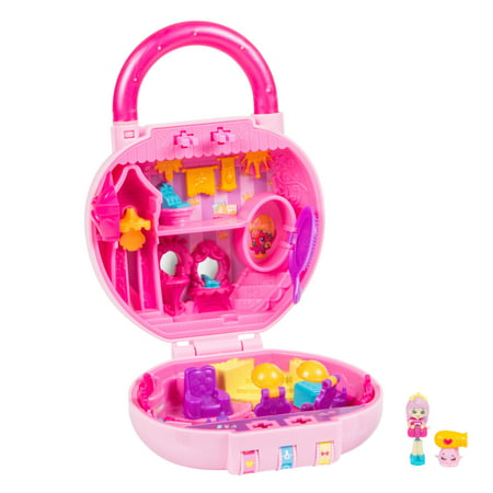 Shopkins Lil Secrets™ Secret Lock Playset, Princess Hair - Lil Princess