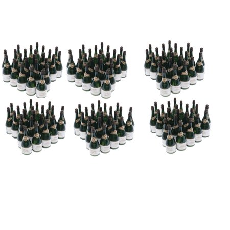 144 ct Champagne Bottles Wedding Bubbles New Years Eve Graduation Party Favors for $<!---->