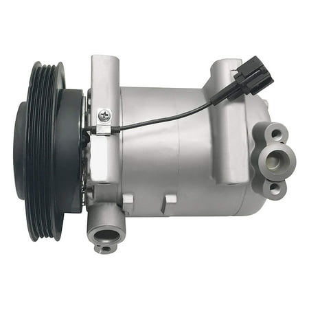 Nissan Frontier A/c Compressor (RYC Remanufactured AC Compressor and A/C Clutch FG429 Fits 1999, 2000, 2001, 2002, 2003, 2004 Nissan Frontier 3.3L; and 2000, 2001, 2002, 2003, 2004 Nissan Xterra)
