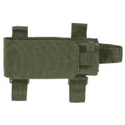 VOODOO TACTICAL Buttstock Mag Holder Color: OD Green