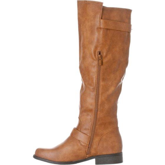 4e4b784890e Riverberry - Riverberry Women s  Mia  Knee-High Riding Boot ...