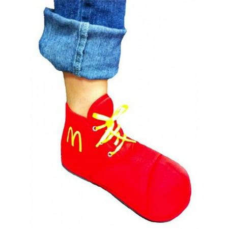 Ronald McDonald Child Shoes Child Costume Accessory (Mcdonald's Japan Halloween)