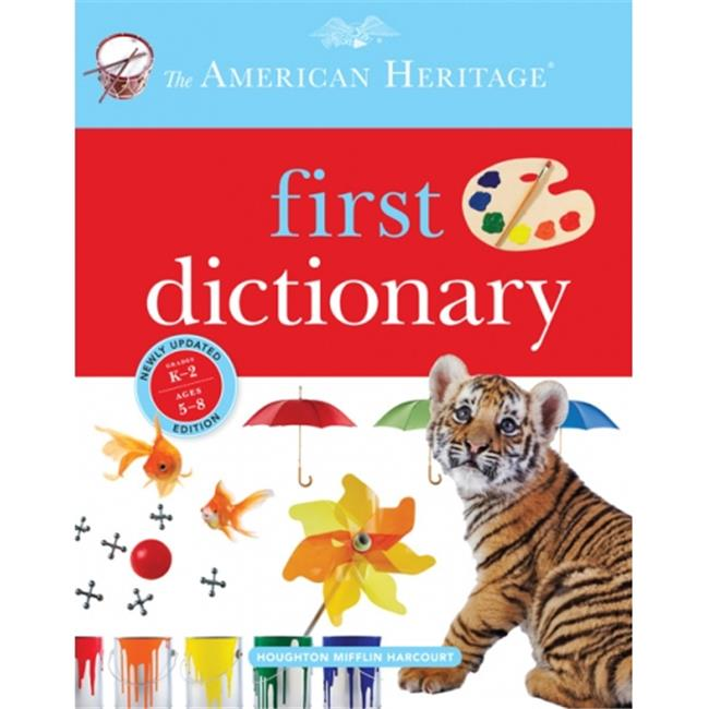 Houghton Mifflin AH-9780544336636 American Heritage First Dictionary