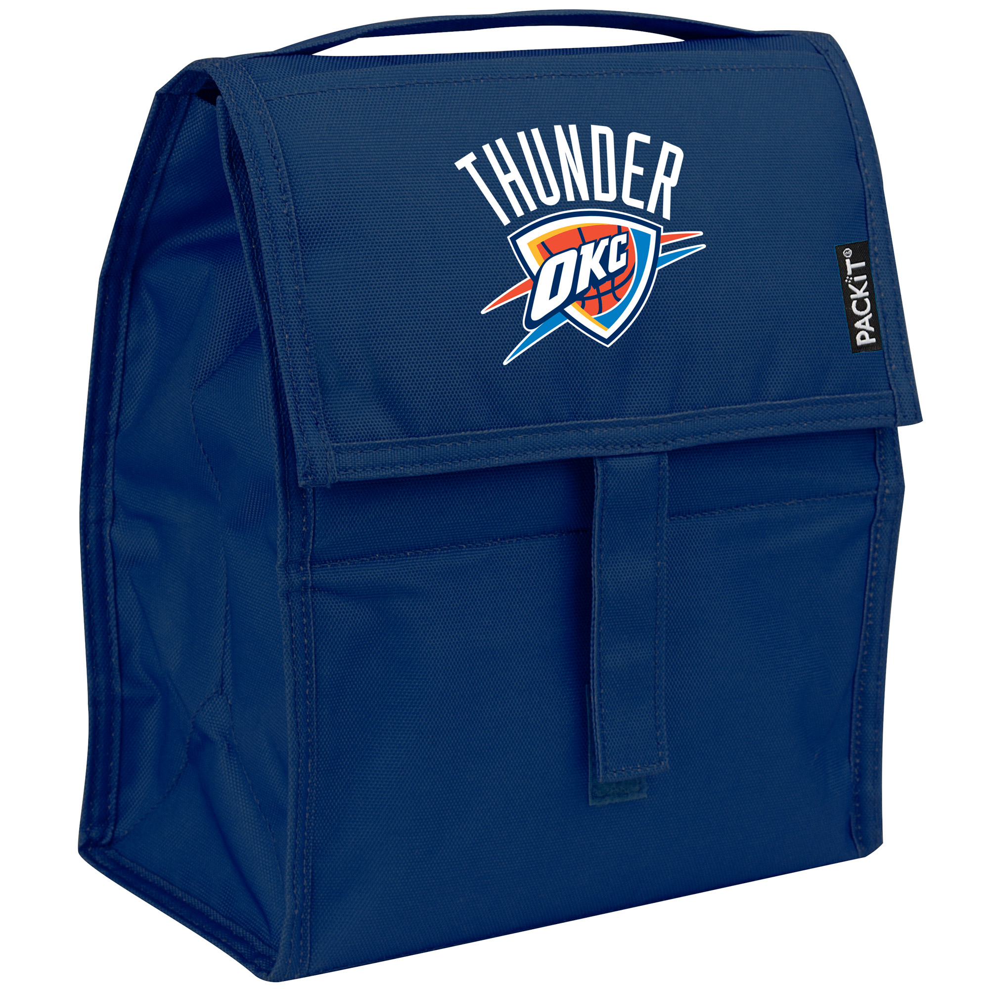 Oklahoma City Thunder PackIt Lunch Box - No Size