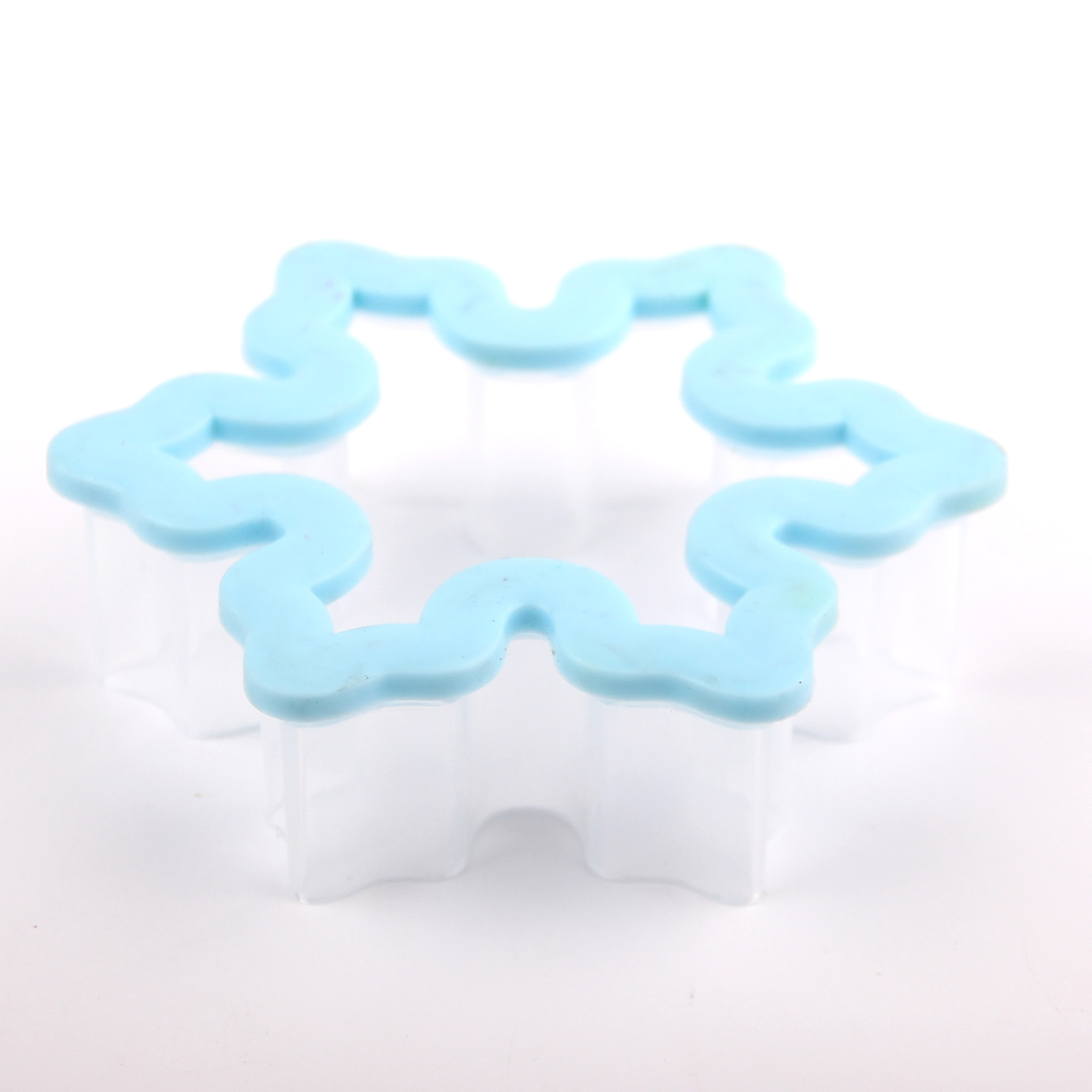 Cookie Cutters Letters Numbers Alphabet Cutters for Cake Decorating with Storage Box Set of 37