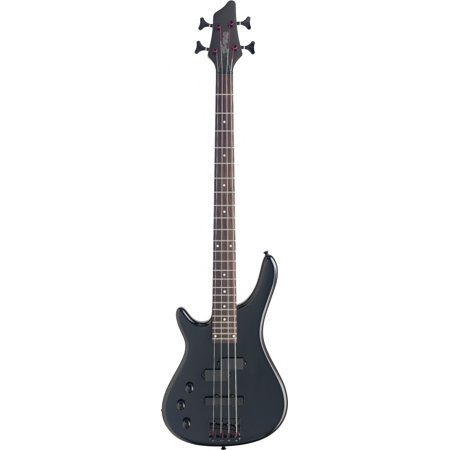 String Left Handed Electric Bass (Stagg BC300LH-BK