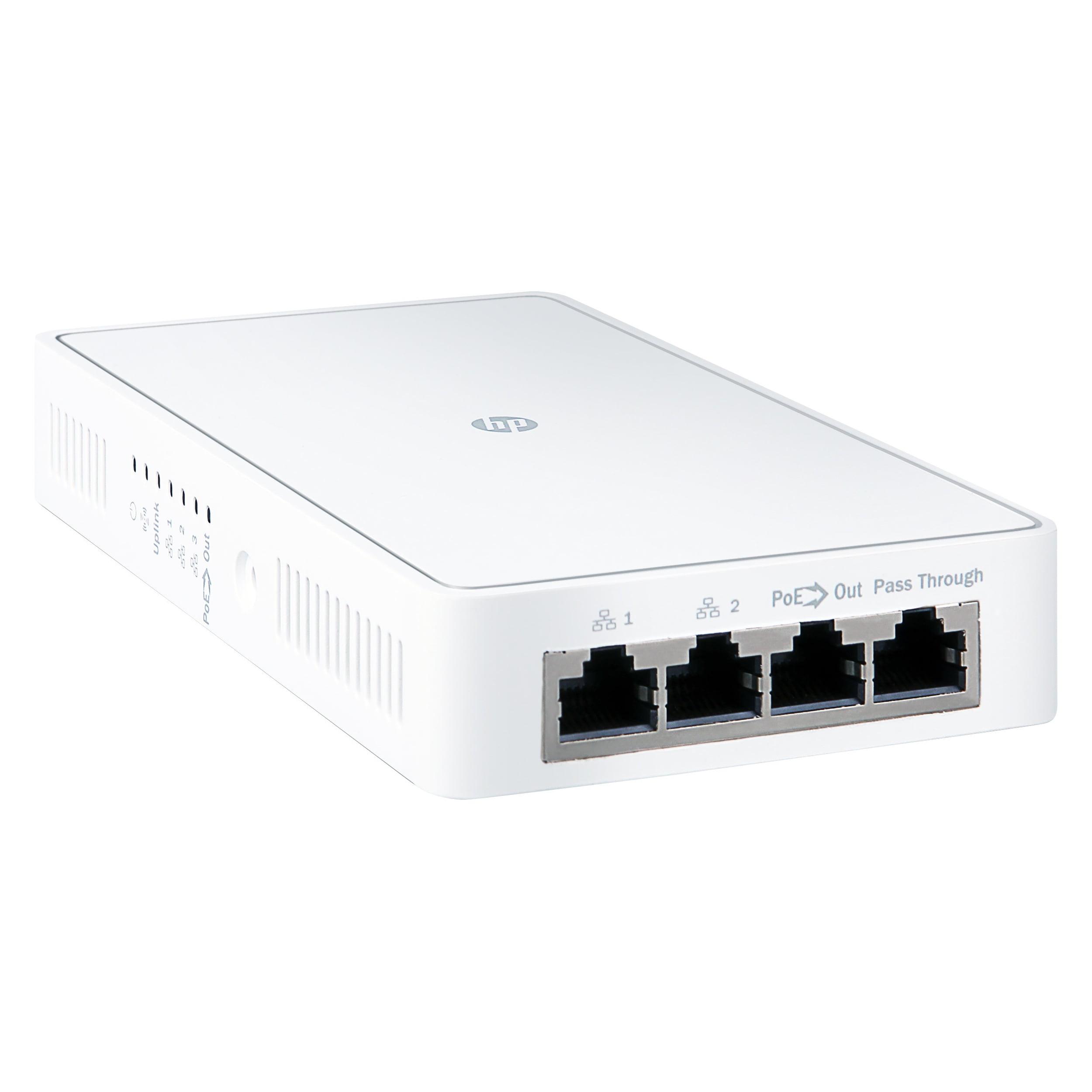 HPE 527 (AM) Unified Wired-WLAN Walljack - Wireless acces...