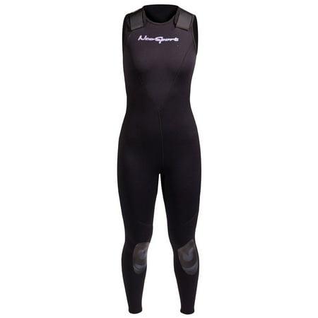 3mm Women's NeoSport SCUBA Long Jane Wetsuit ()