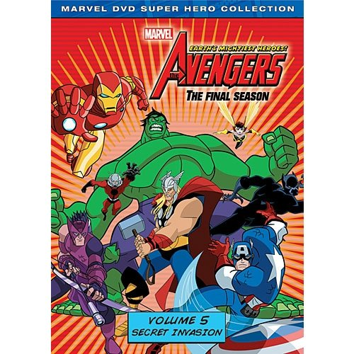 The Avengers: Earth's Mightiest Heroes, Vol. 5 (Widescreen)