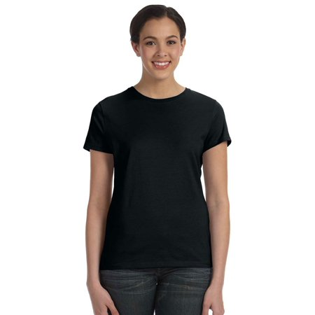Hanes Women's Crew Neck Short Sleeve Nano T (Nano Fashion)