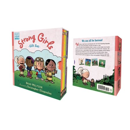 Strong Girls Gift Set - Great Gifts For 3 Yr Old Girl