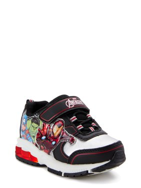 Avengers Marvel Heros Light Up Athletic Sneaker (Toddler Boys)