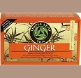 Chinese Medicinal Tea-Ginger (100% Ginger Root) Triple Leaf Tea 20 Bag