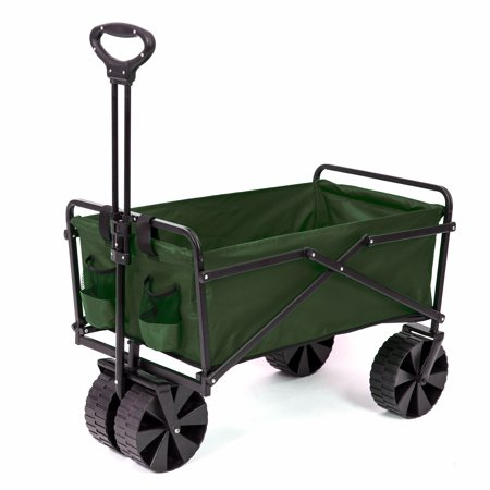 Seina Collapsible Steel Frame Utility Cart -