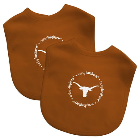 NCAA Texas 2-Pack Bibs