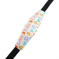 Tebru 4 Types Child Stroller Sleep Aid Safety Baby Car Seat Sleep Head Support Holder Strap,stroller sleep aid, support holder belt