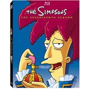 The Simpsons: The Seventeenth Season (Blu-ray) by