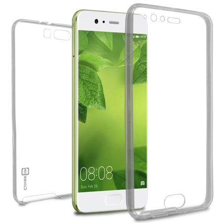 CoverON Huawei P10 Plus Case, WrapGuard Series HD Clear Soft Flexible Slim Fit TPU Phone Cover](huawei p10 plus price in usa)