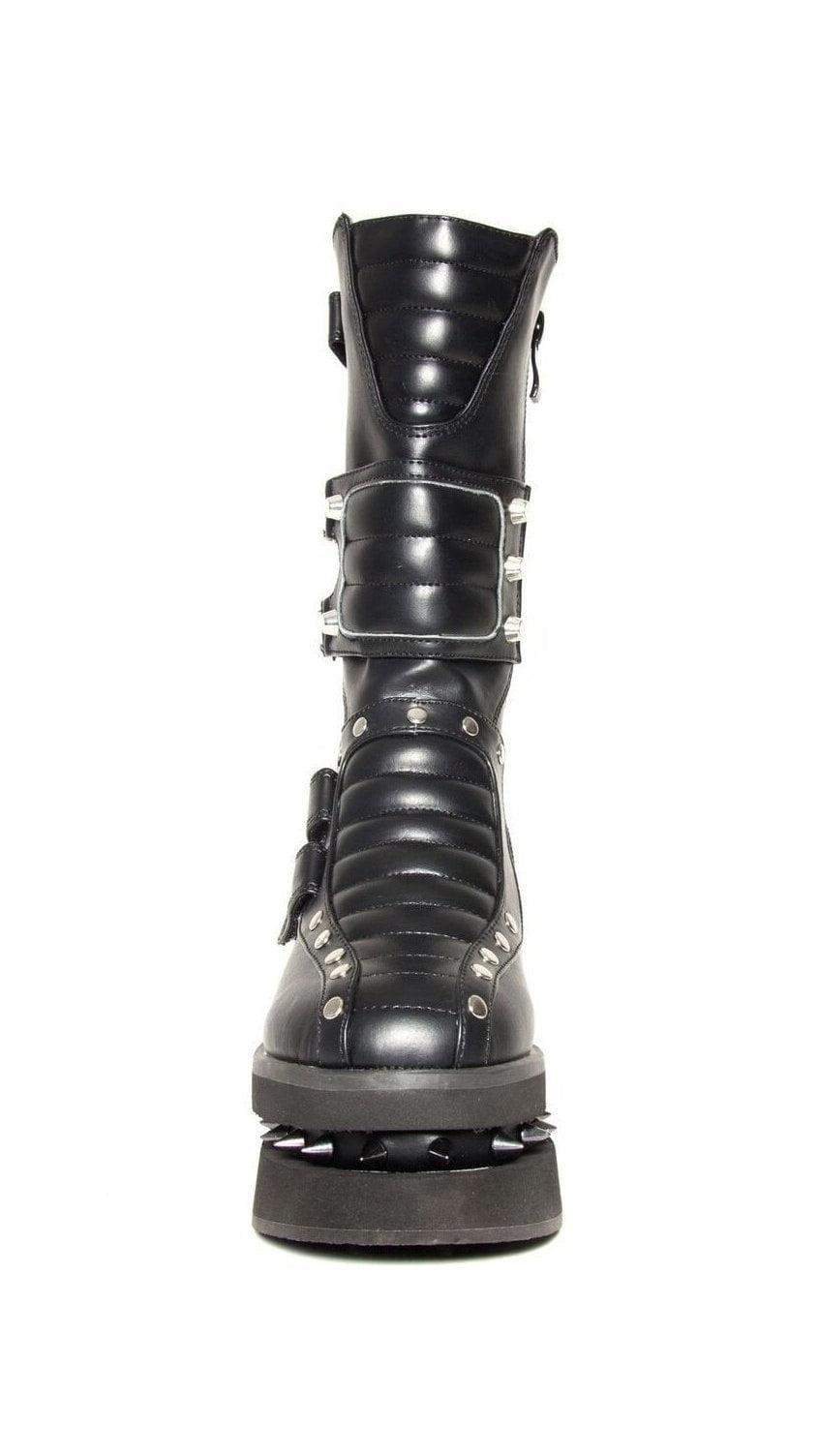 Hades Shoes H-Storm Storm / Trooper Platform Boots Black / Storm 10 123786