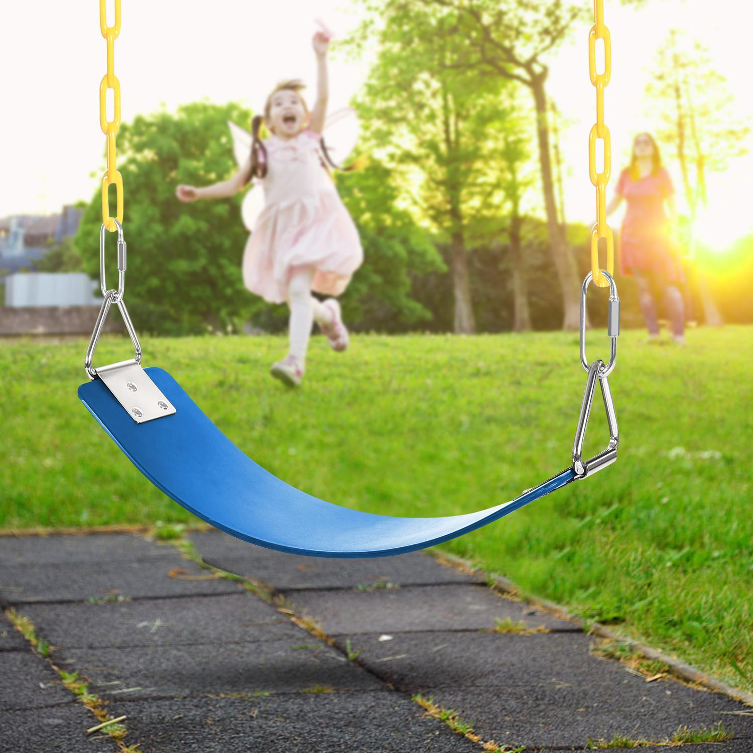 """Save a lot !Children Swing Set  Playground Swing Set  with 60"""" Chain"""