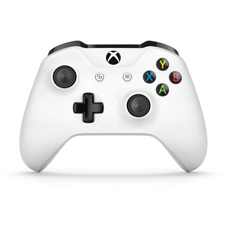 Microsoft Xbox One Wireless Controller  White