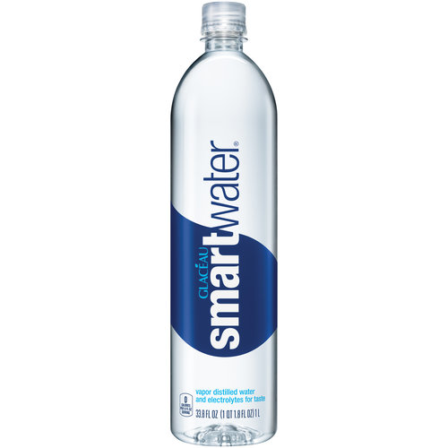 Glaceau Electrolyte Enhanced Smart Water, 33.8 Fl Oz