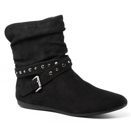 Womens Black Booties (REPORT Womens Elianna Black Booties Size)